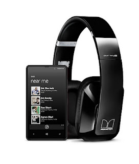 dan Nokia mix radio siap memeriahkan suasana dengan Nokia Lumia 820