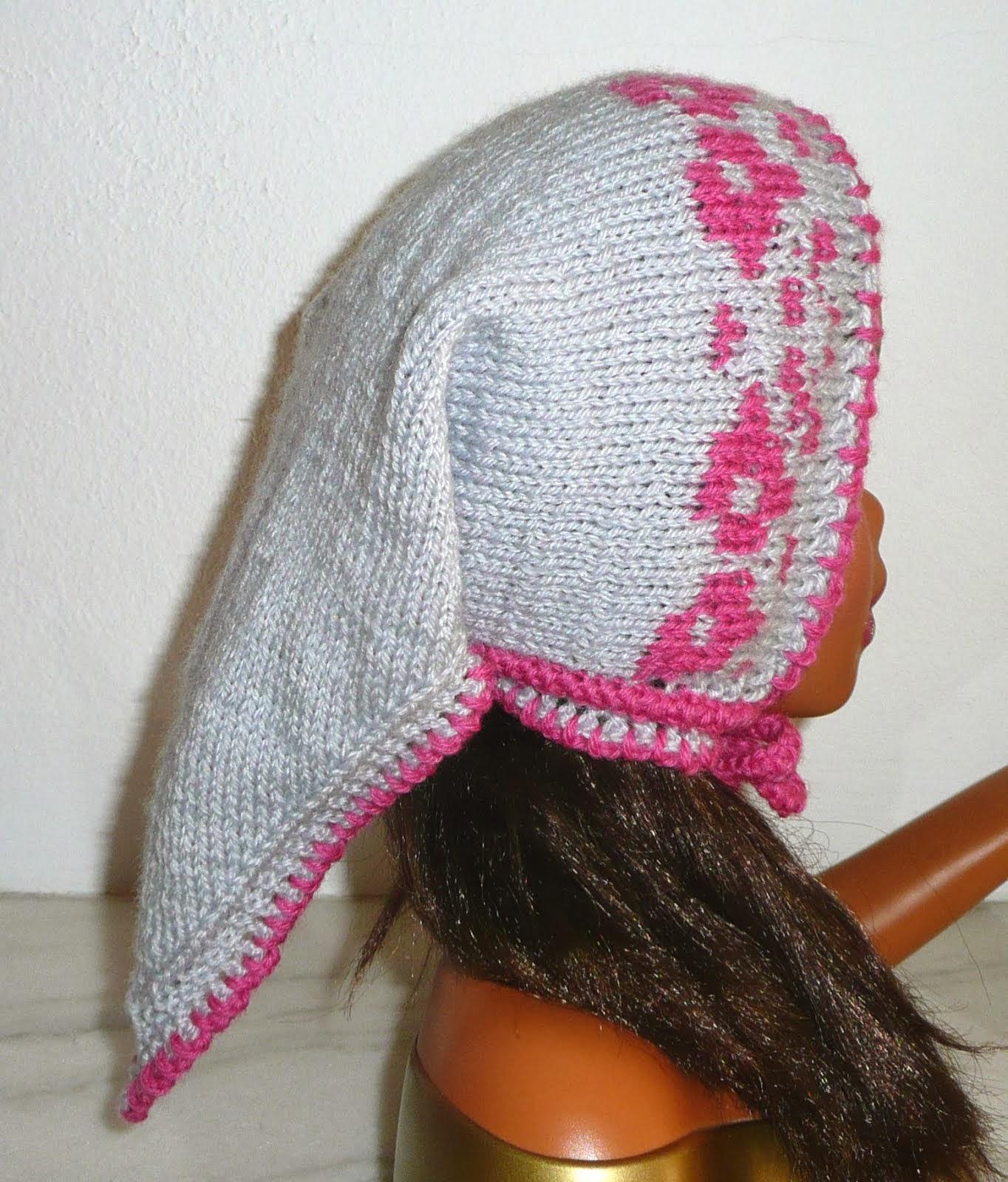 Batic tricotat