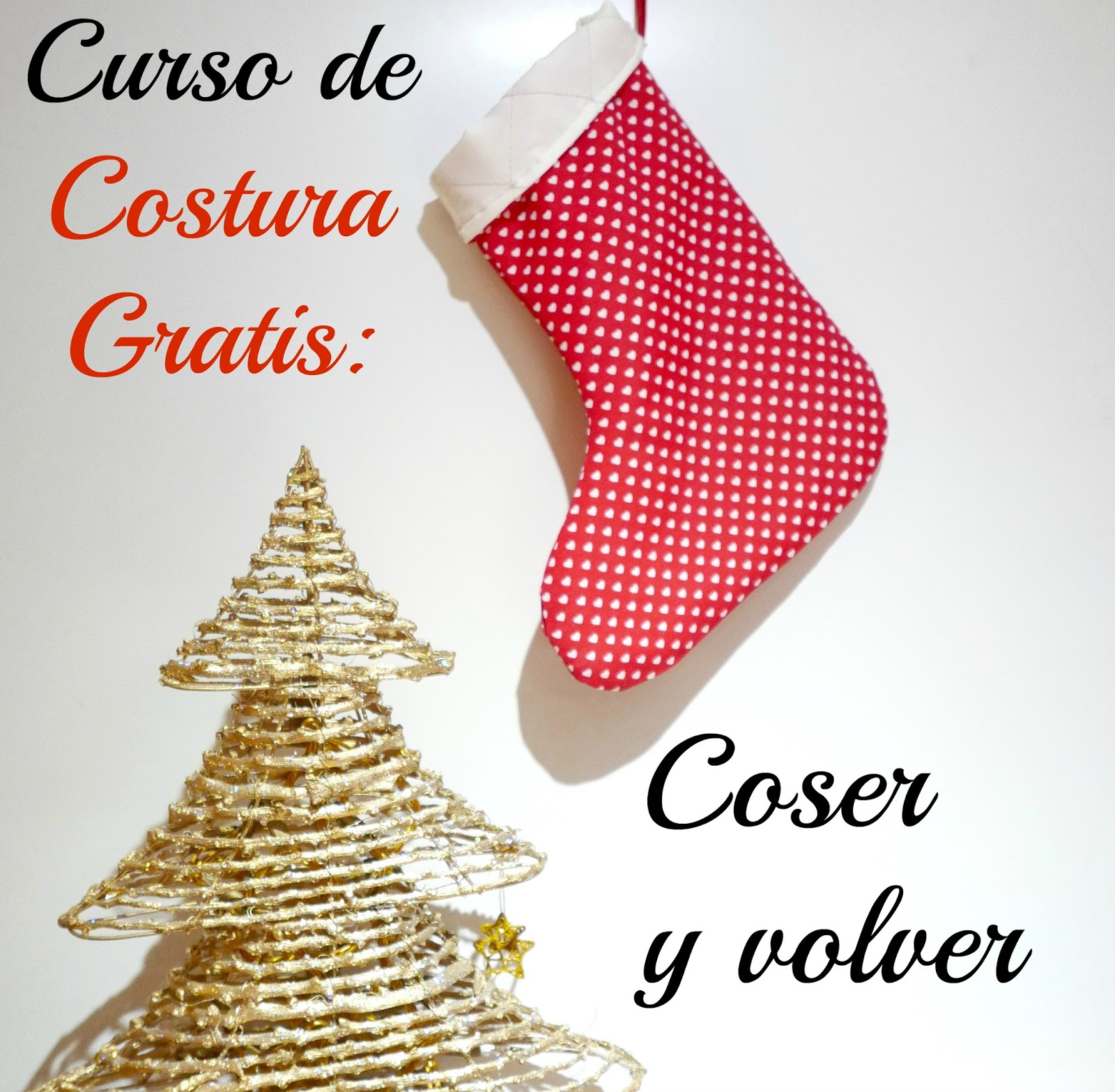 Curso de costura gratis: Coser y volver - Handbox Craft Lovers ...
