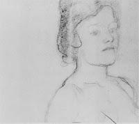 Mondrian A645  Nude, Bust Portrait