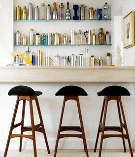 Dise o de bares interiores por paulina aguirre blog de for Bar casero de madera