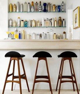 Dise o de bares interiores por paulina aguirre blog de - Bar en casa decoracion ...