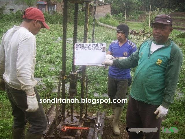 soil test jasa sondir tanah