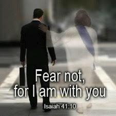 Jesus always beside us