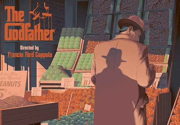 The Godfather Part I by Laurent Durieux & Odd City Entertainment