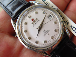 TITONI AIRMASTER WHITE DIAL - AUTOMATIC