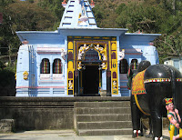 Shiva Temple in Rewalsar