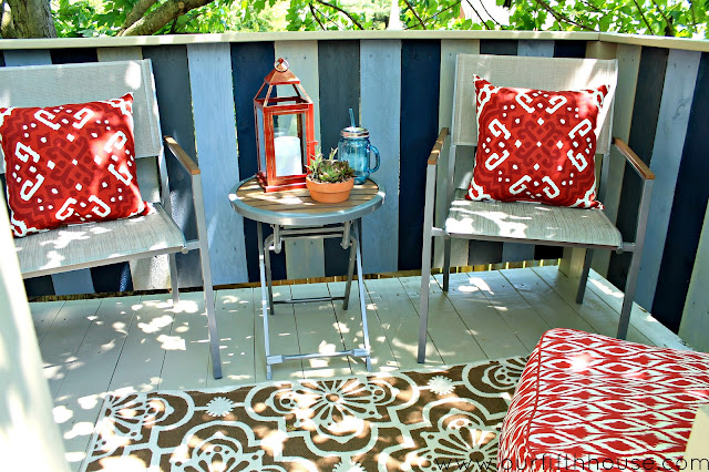 target outdoor decor - threshold line