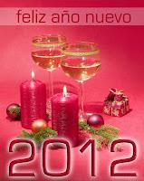 Feliz Año Nuevo 2012 - Happy new year