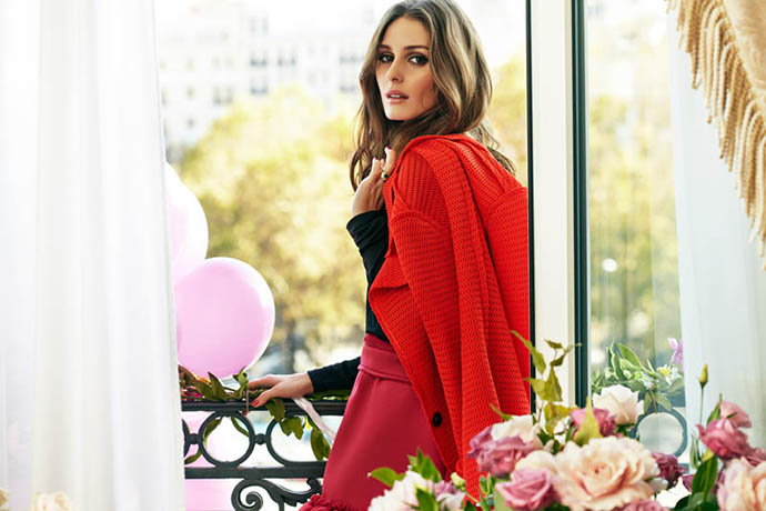 Editorial called Style Star starring Olivia Palermo by Nacho Alegre for Marie Claire Spain