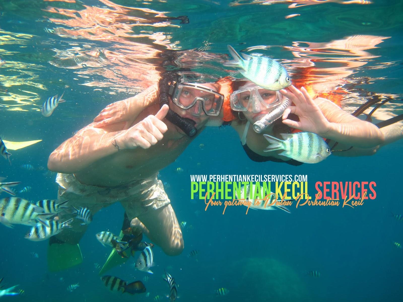 Pakej 3 hari 2 malam Pulau Perhentian Terengganu, Pakej snorkeling 2015
