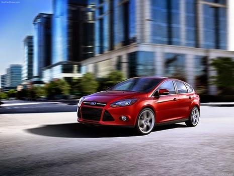 Ford Focus Mais popular