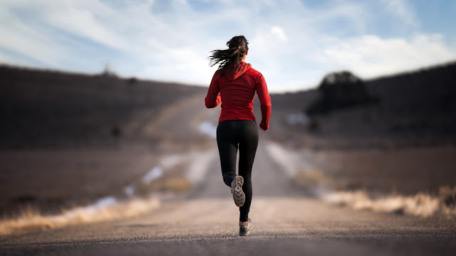 Ćwiczenia na rozgrzewkę dla biegaczy.