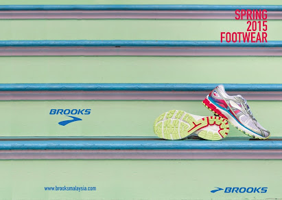 BROOKS SHOES 2015