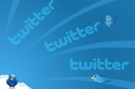 Free Blue Twitter Backgrounds Download Blue Desktop Wallpapers