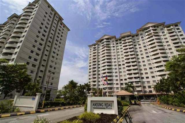 Penthouse Duplex Anjung Hijau Bukit Jalil