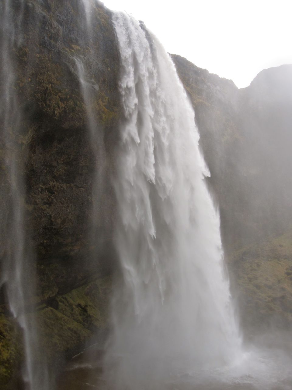 Seljalandsfoss Is About 200 Feet High Whats Extra Cool It That You Can Climb Up Behind