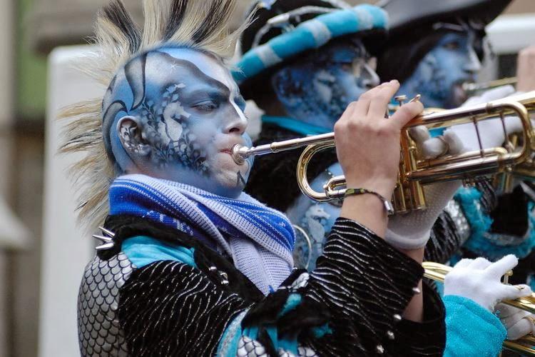 Карнвал в Шаффхаузене, Швейцария, карнавалы в швейцарии, карнавал в Европе, лучшие карнавалы в Европе, расписание карнавалов в 2014 году
