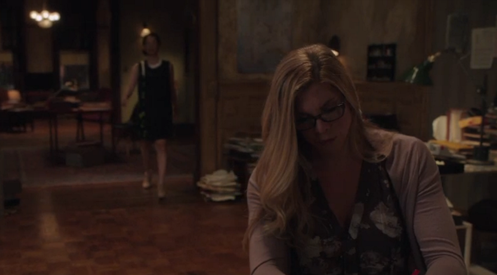 Candis Cayne Ms. Hudson in Elementary Season 3 Episode 7 The Adventure of the Nutmeg Concoction