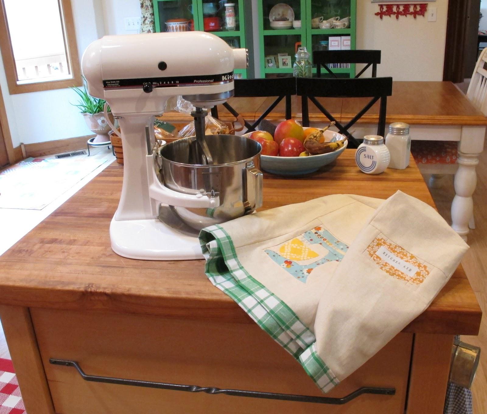 Sew ichigo april 2012 cover up your kitchenaid jeuxipadfo Choice Image