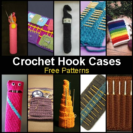 Free Crochet Hook Case Patterns