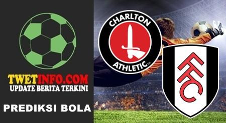 Prediksi Charlton Athletic vs Fulham