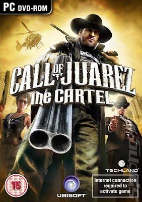 Call of Juarez The Cartel-SKIDROW