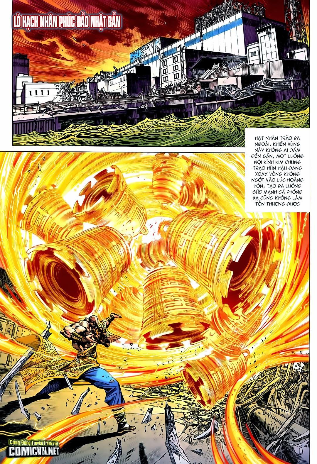 Tân Tác Long Hổ Môn chap 730 - Trang 29