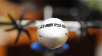 Pesawat Rancangan Habibie R80 Akan Segera Digarap 2016