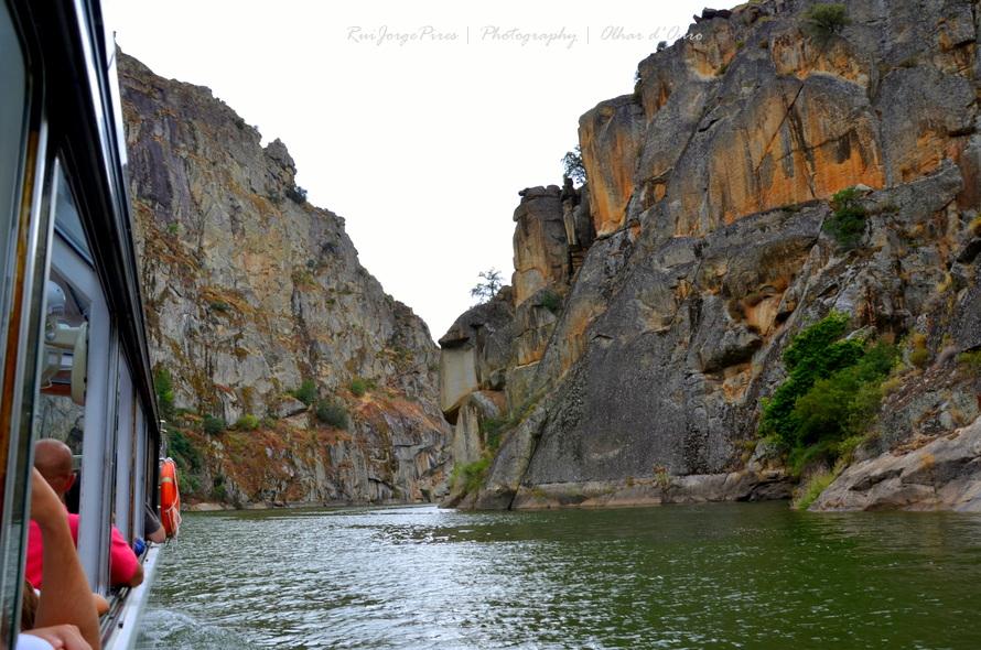 """Cá dentro, vá para fora, pelo interior português... Passeio pelos """"Canyons"""" do Douro Internacional"""