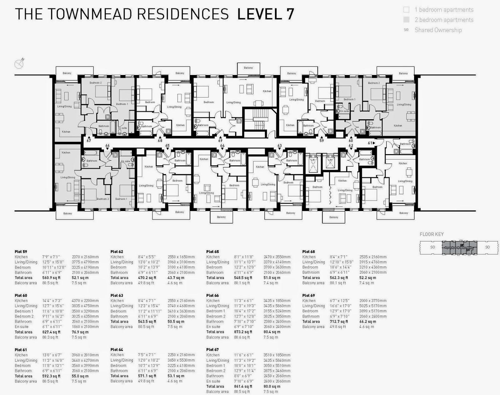 英國倫敦包租買房-富勒姆樓盤圖