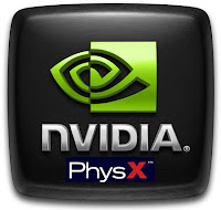 Memaksimalkan Grafis dengan PhysX nVidia