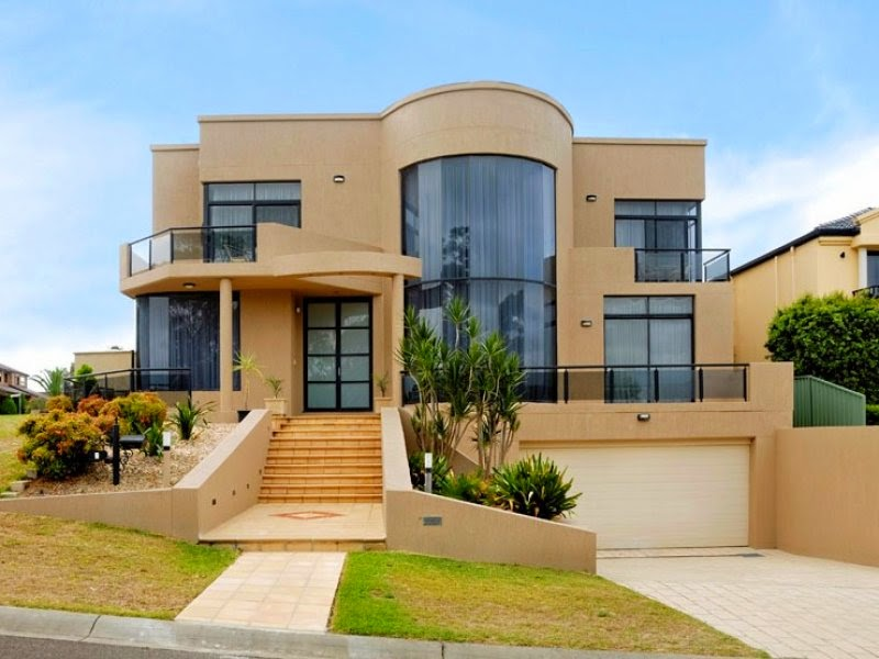 This Amazing Home Design Called Modern Dream House In Dubai Was Built Architects From DDD Development And