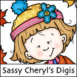 Sassy Cheryl's Digi Stamps