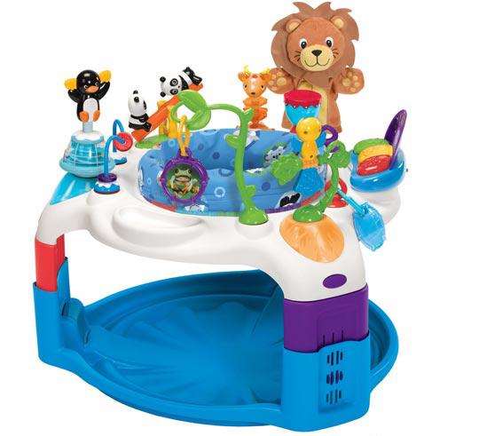 Baby Einstein Discovery Center Entertainer Baby Toys