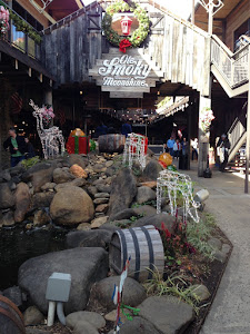 One of our favorite places in Gatlinburg