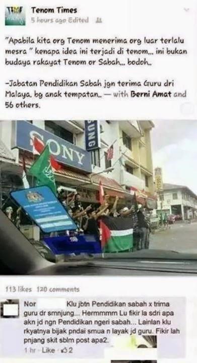 Djkupang Anak Sabah