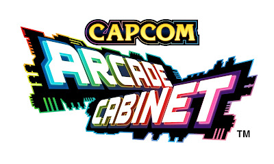 Capcom Arcade Cabinet Logo - We Know Gamers