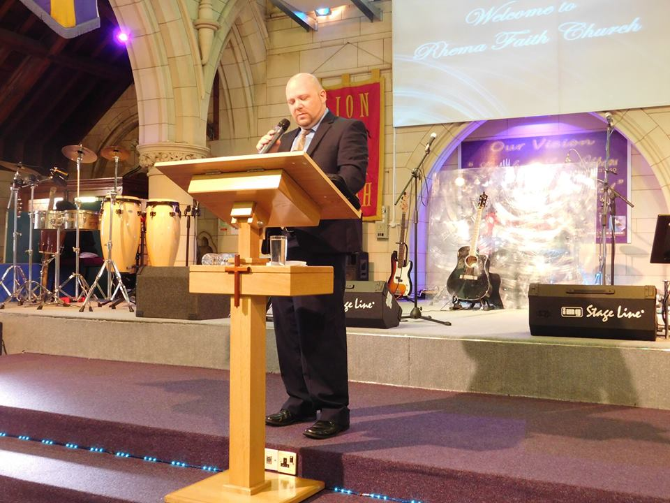 Preaching in England