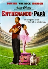 Entrenando a papá (The Game Plan) (2007) [Latino]