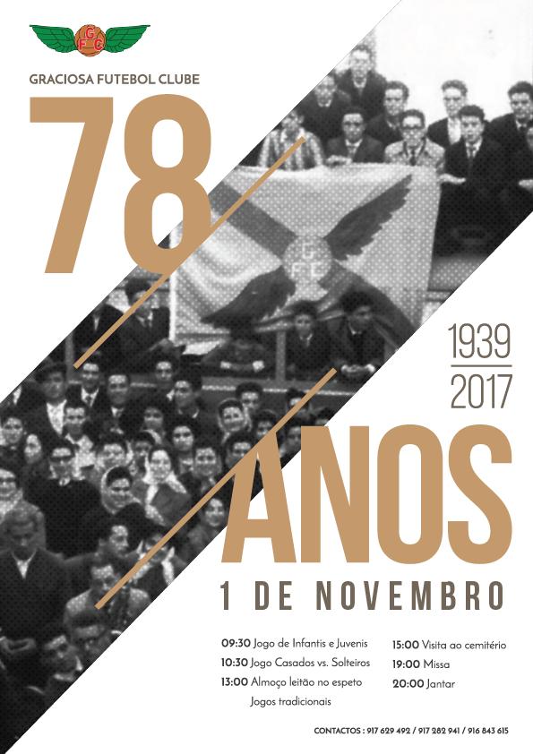 78ª Aniversário do Graciosa Futebol Clube