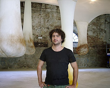 artistas, Ernesto Neto