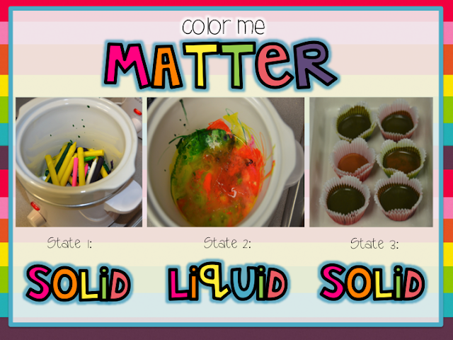 states of matter project