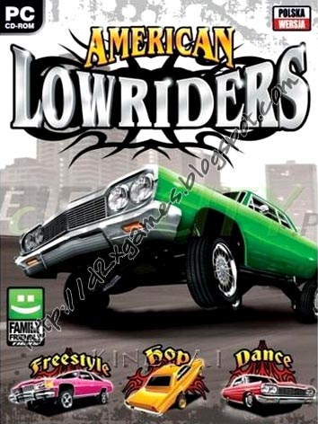 Free Download Games - American Lowriders