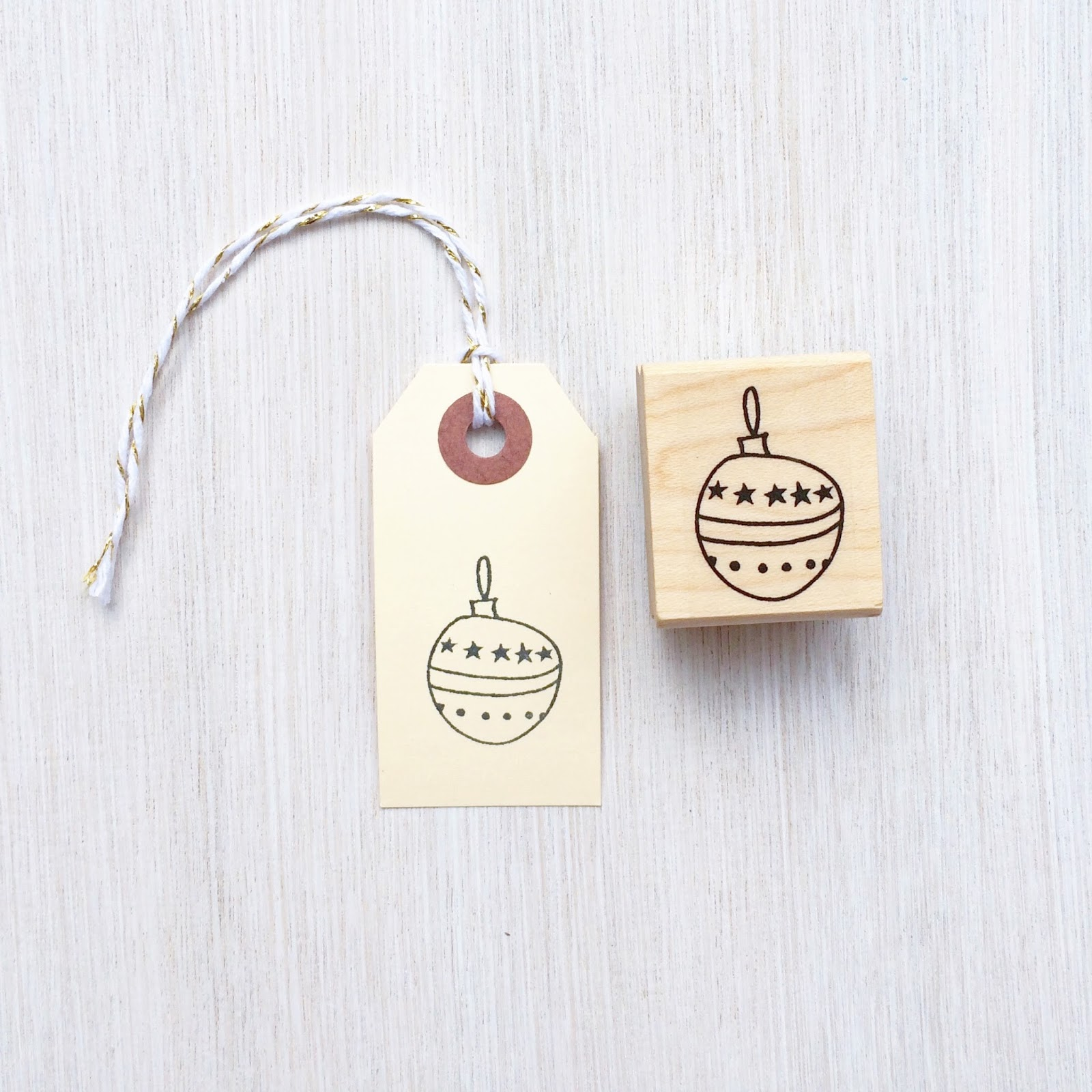 decoration stamp
