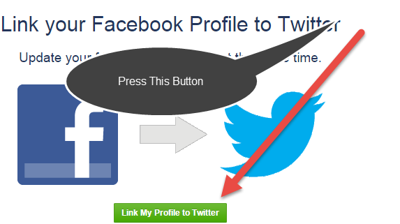 How To Connect Your Facebook Profile To Your Twitter Account