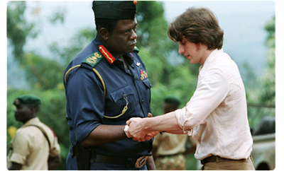 12 filmów nakręconych w Afryce.