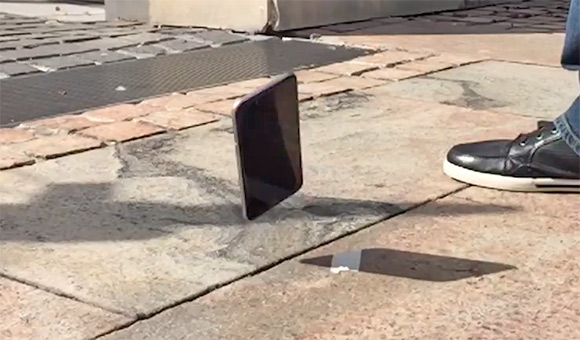 Menyiksa smartphone