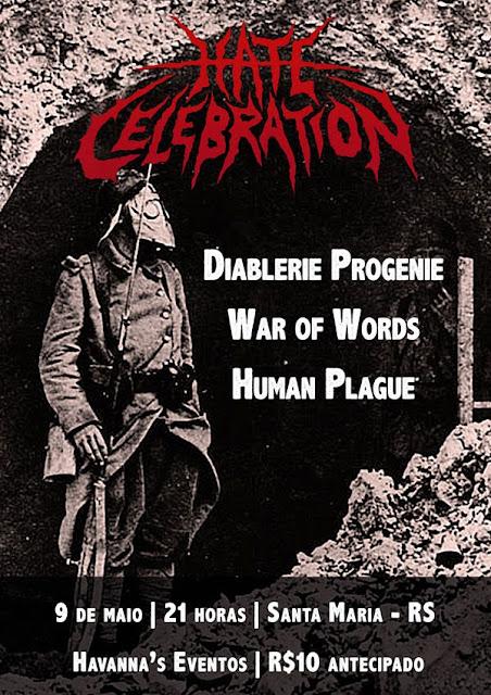 Cartaz da primeira edição do festival