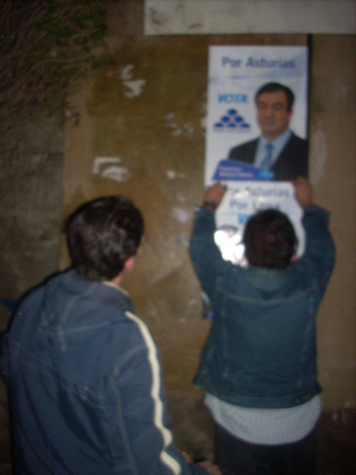 Foro asturias lena pegada de carteles for Foro chimeneas de lena